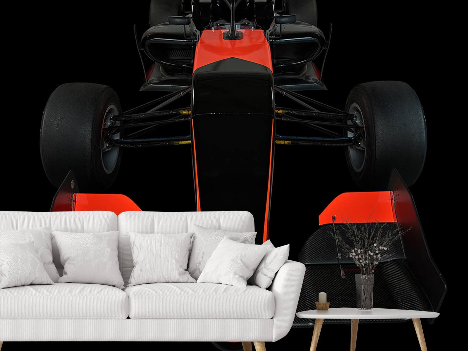 Sportauto's - Formule 3 - Front view - dark - Tienerkamer 3