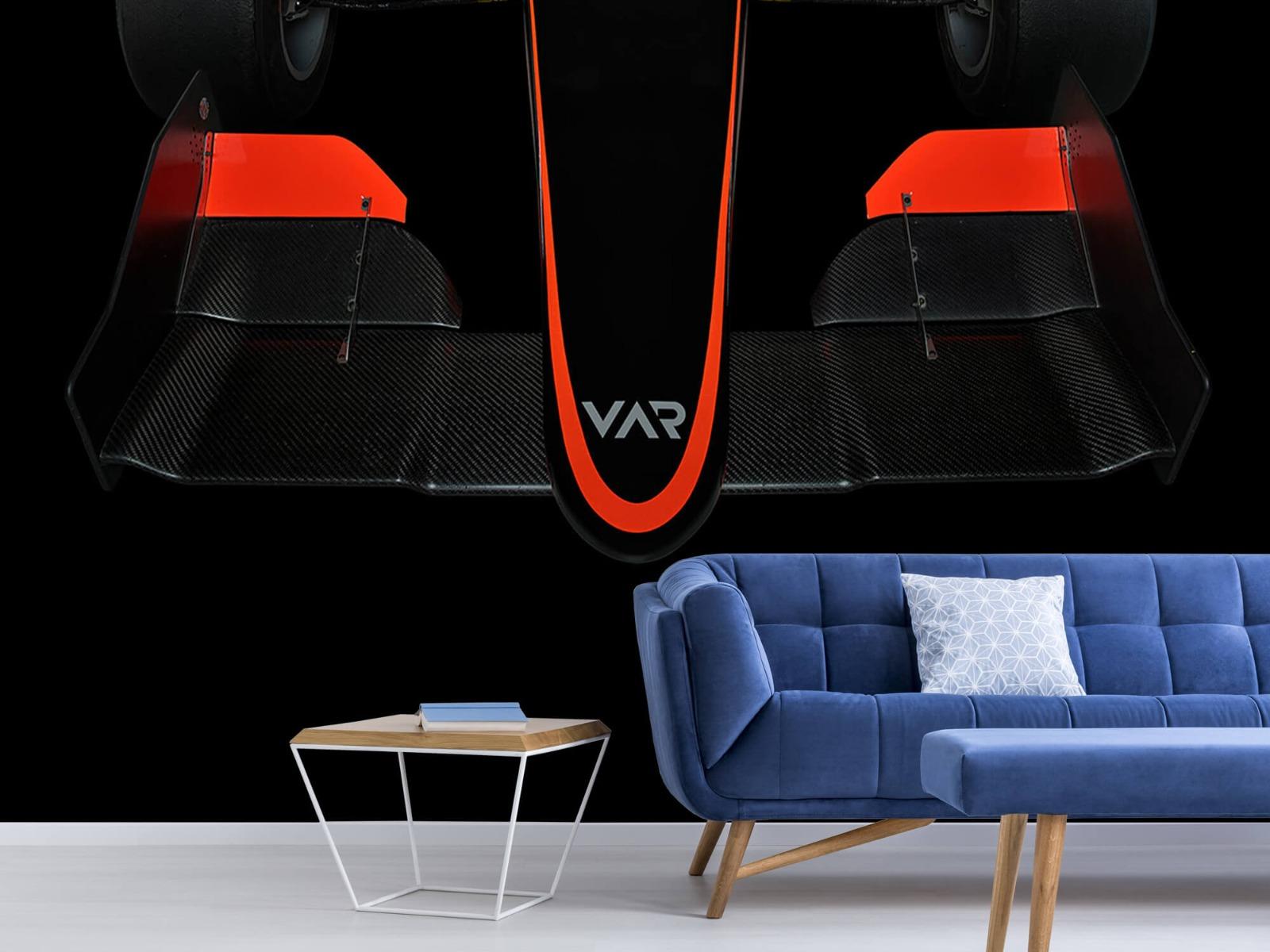 Sportauto's - Formule 3 - Front view - dark - Tienerkamer 5