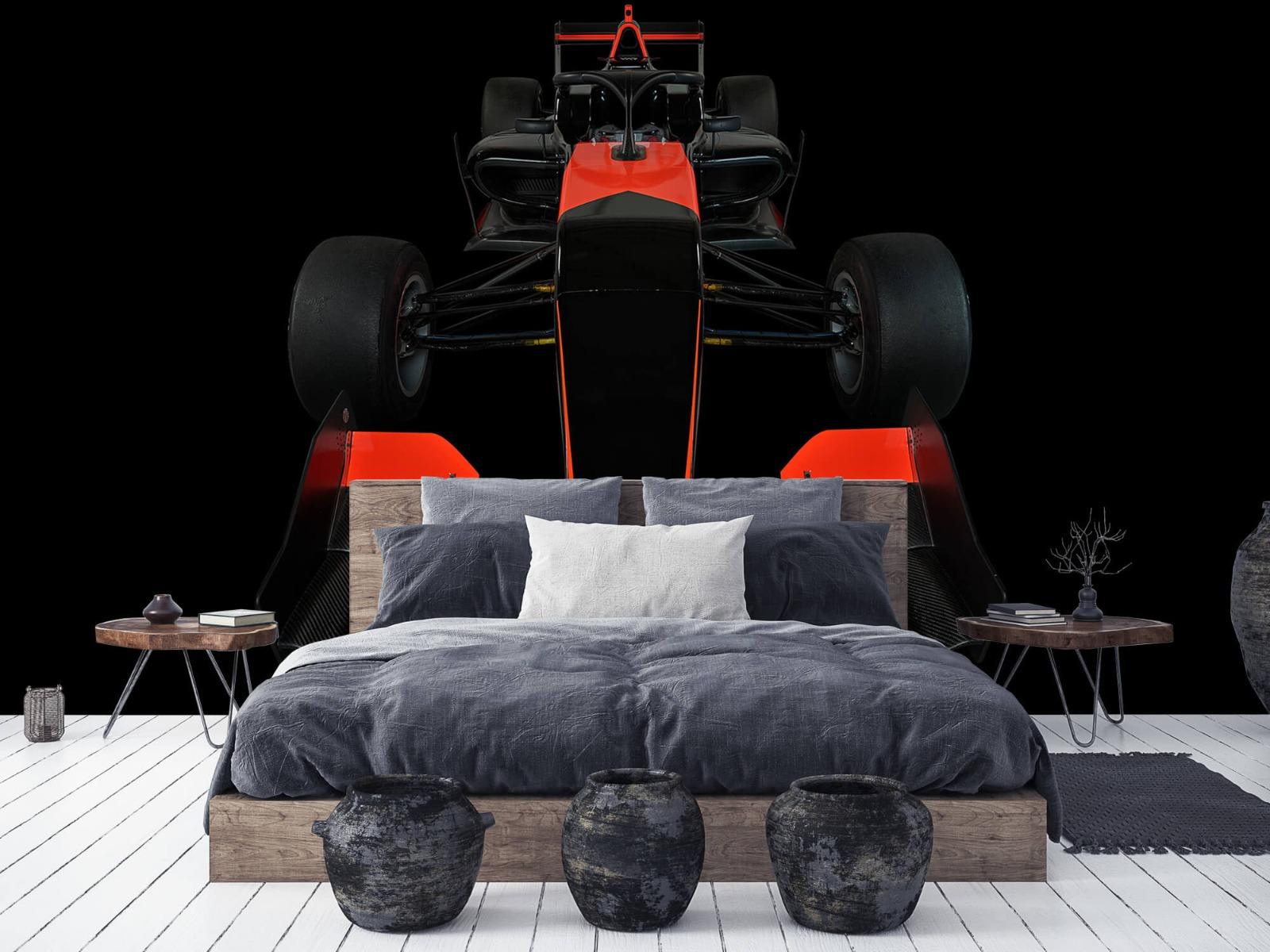 Sportauto's - Formule 3 - Front view - dark - Tienerkamer 6
