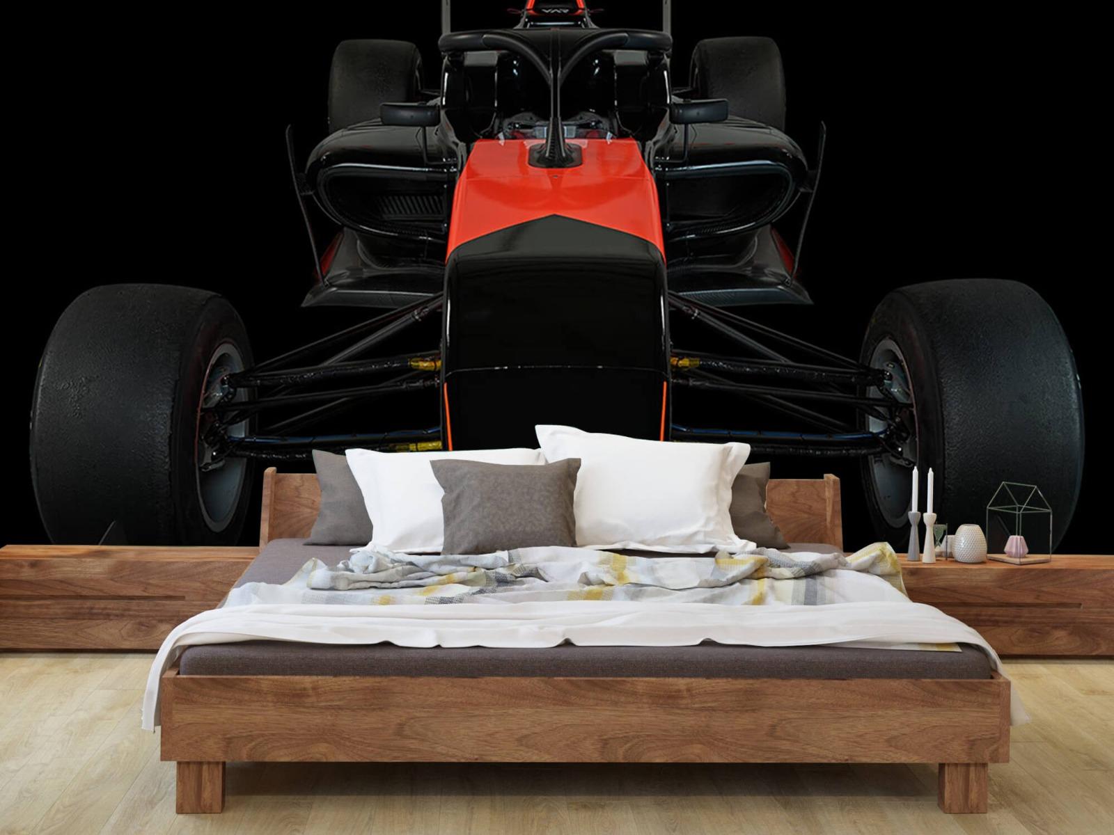 Sportauto's - Formule 3 - Front view - dark - Tienerkamer 8