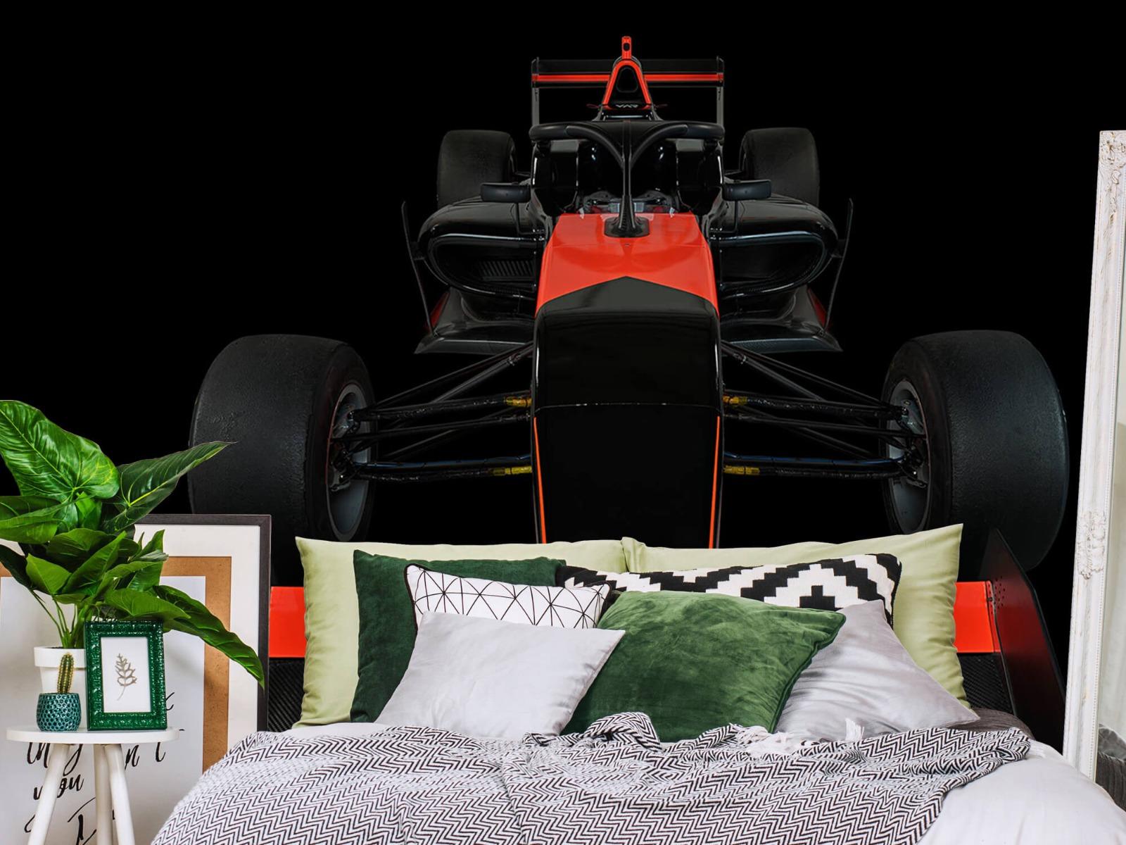 Sportauto's - Formule 3 - Front view - dark - Tienerkamer 13