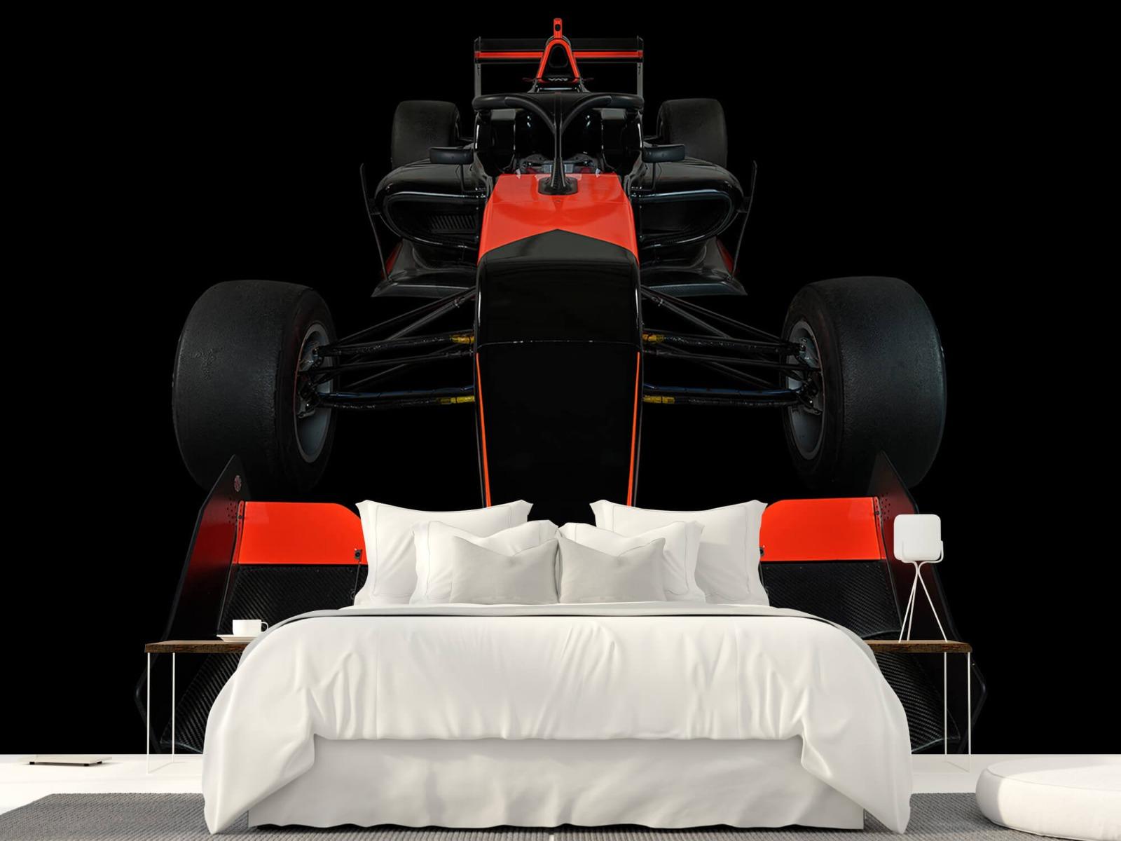 Sportauto's - Formule 3 - Front view - dark - Tienerkamer 24