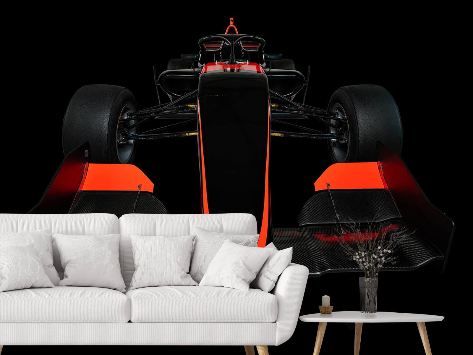 Sportauto's - Formule 3 - Lower front view - dark - Slaapkamer 3