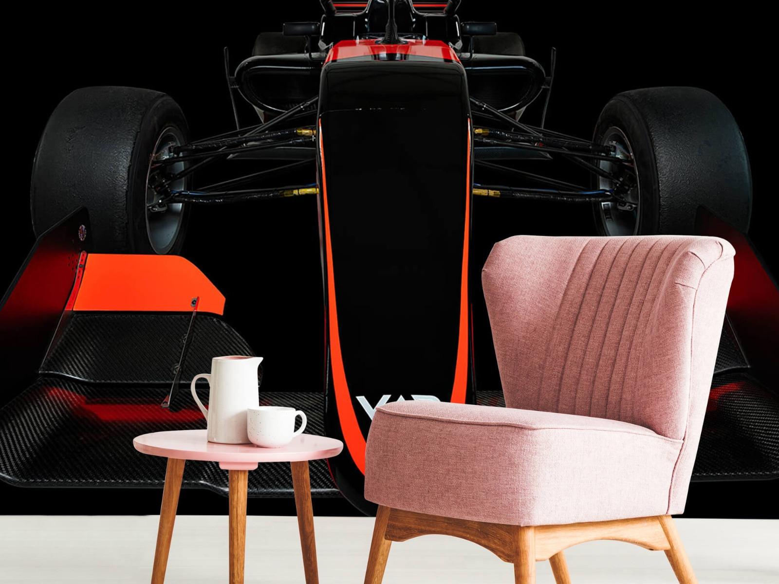 Sportauto's - Formule 3 - Lower front view - dark - Slaapkamer 9