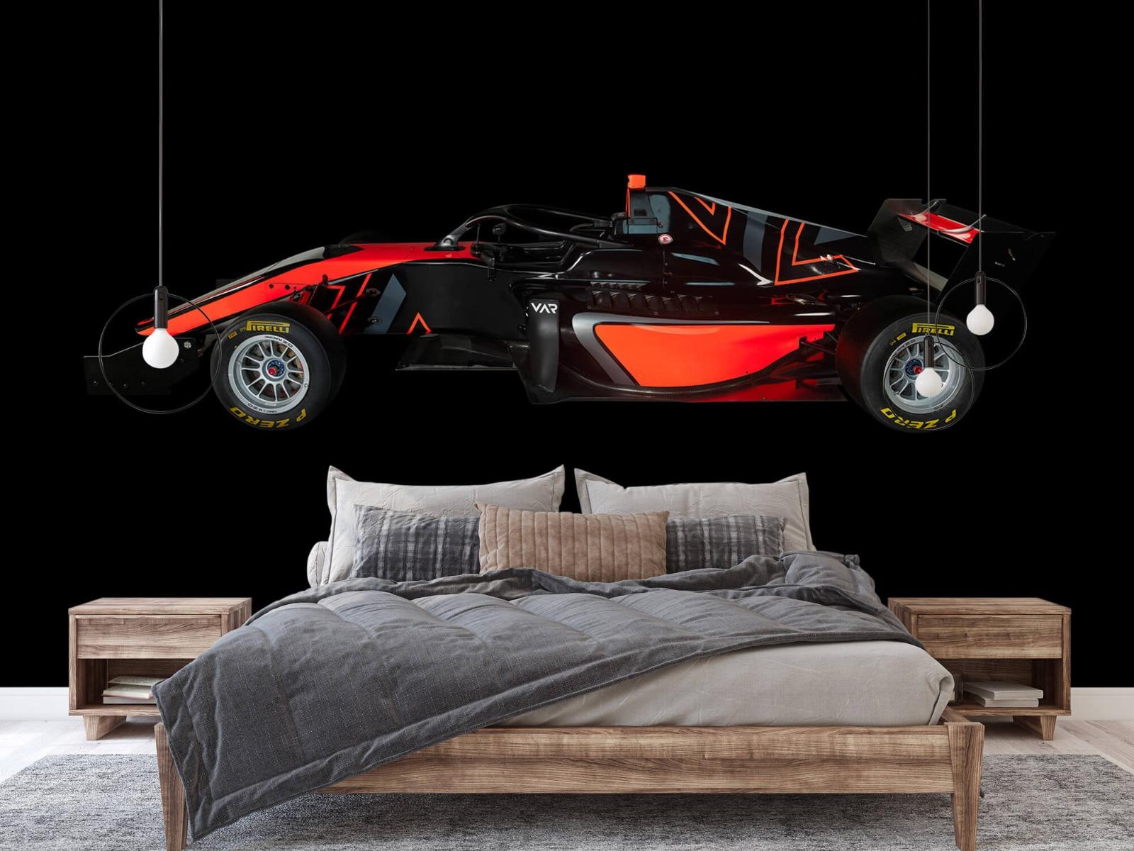 Sportauto's - Formula 3 - Side view - dark - Garage 2