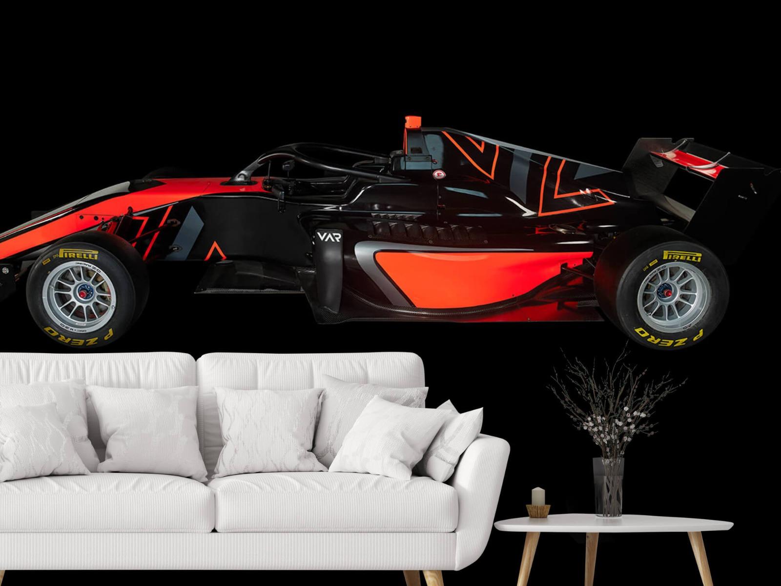 Sportauto's - Formula 3 - Side view - dark - Garage 3