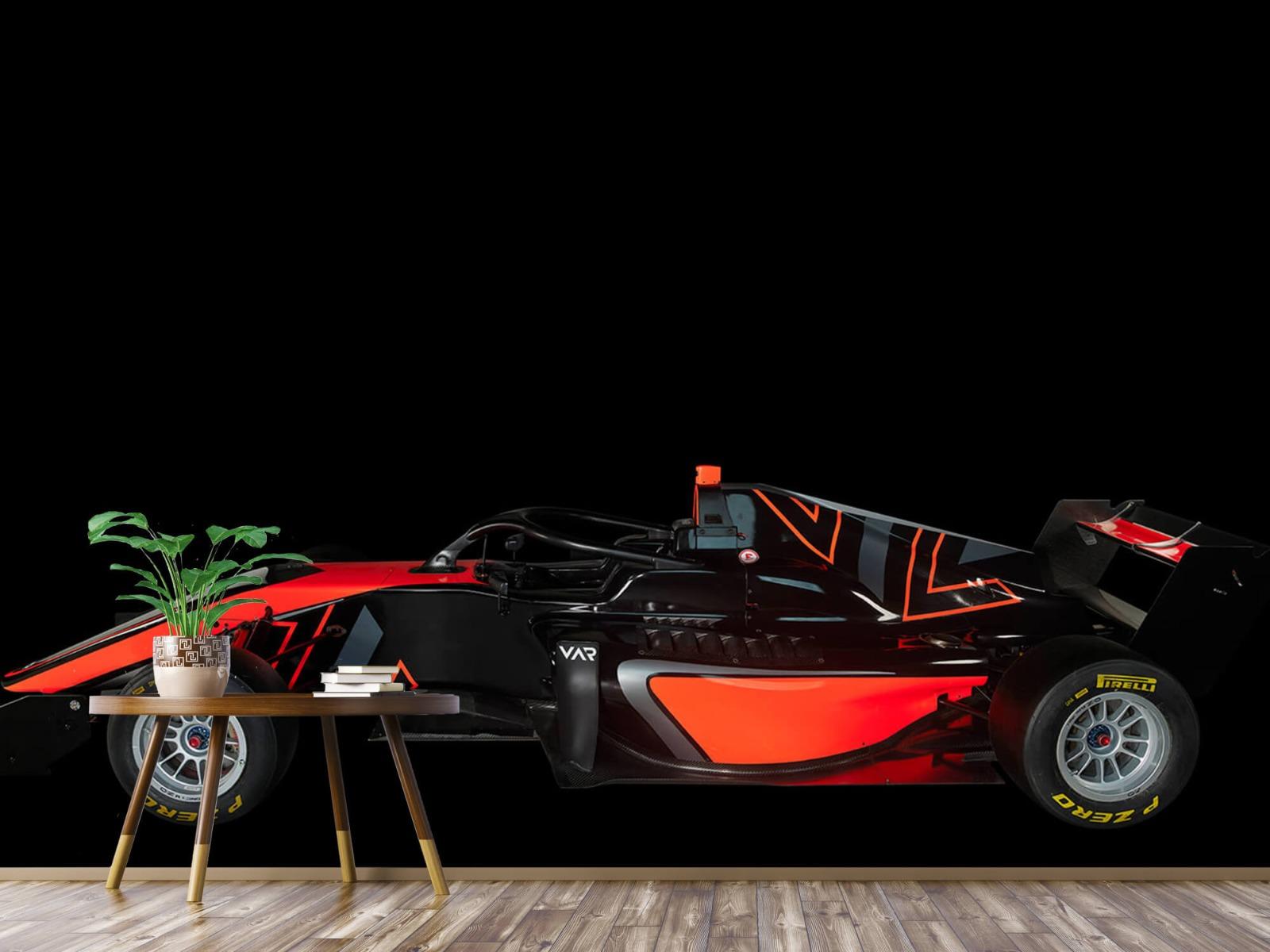 Sportauto's - Formula 3 - Side view - dark - Garage 4