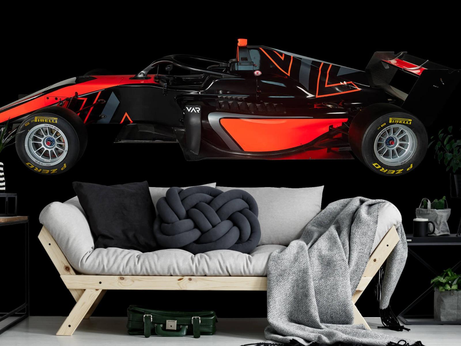 Sportauto's - Formula 3 - Side view - dark - Garage 7