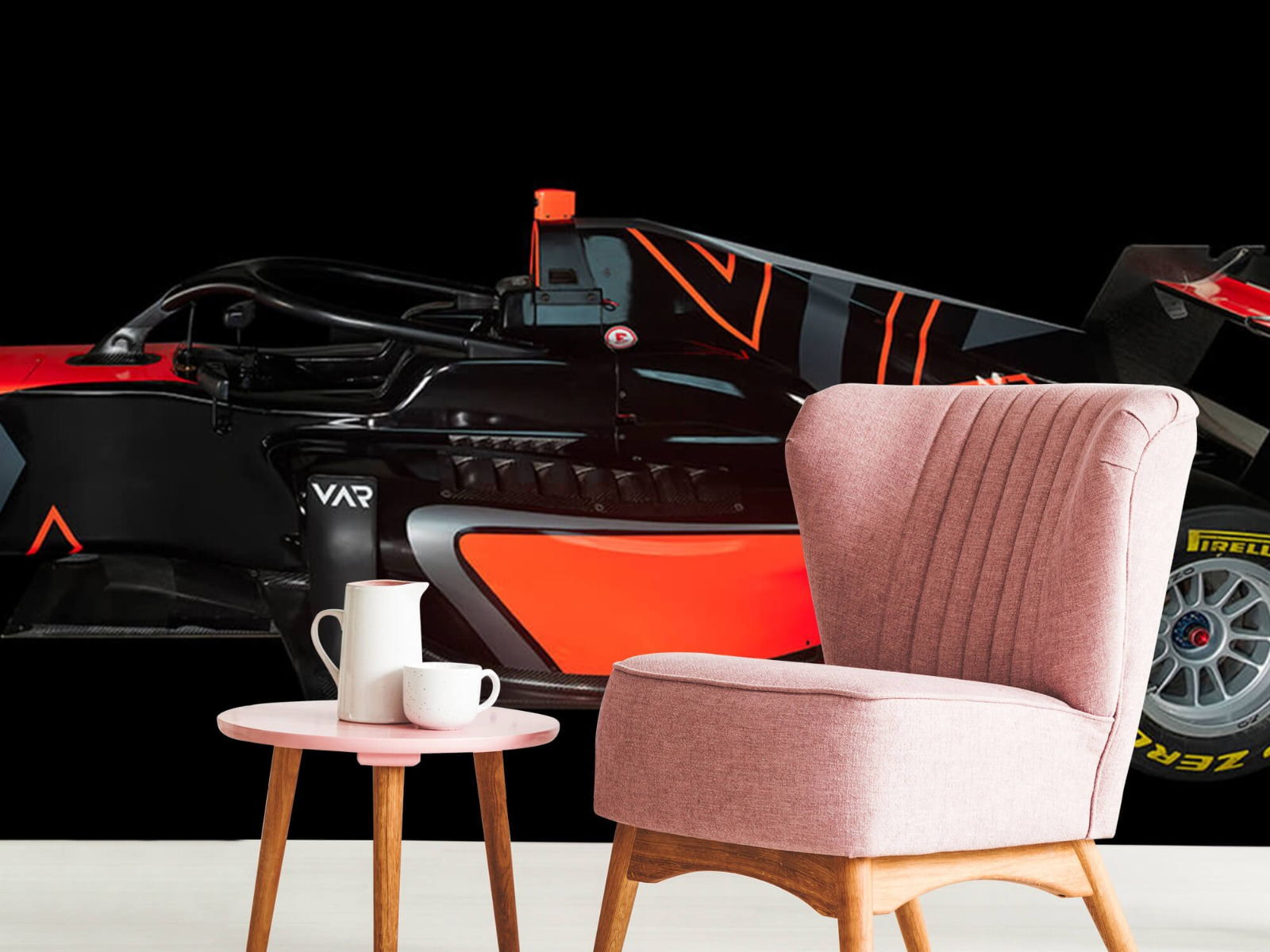 Sportauto's - Formula 3 - Side view - dark - Garage 9