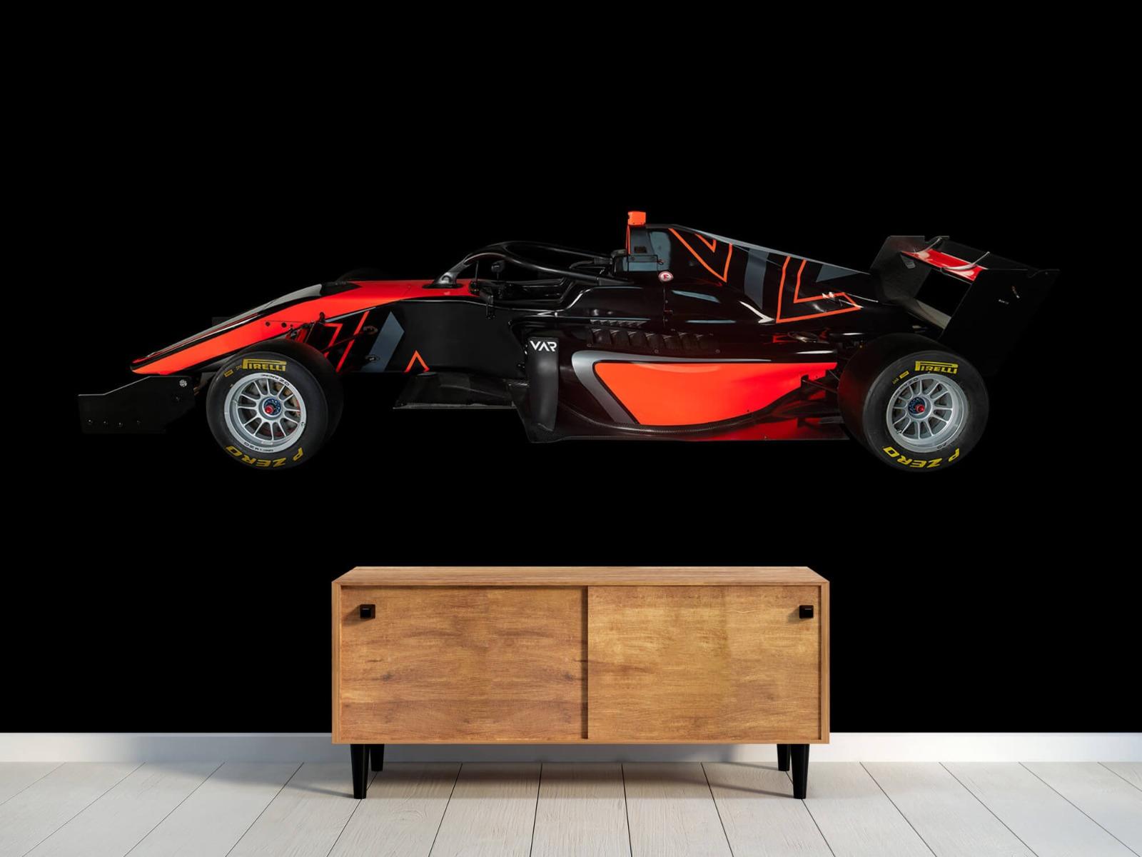 Sportauto's - Formula 3 - Side view - dark - Garage 10
