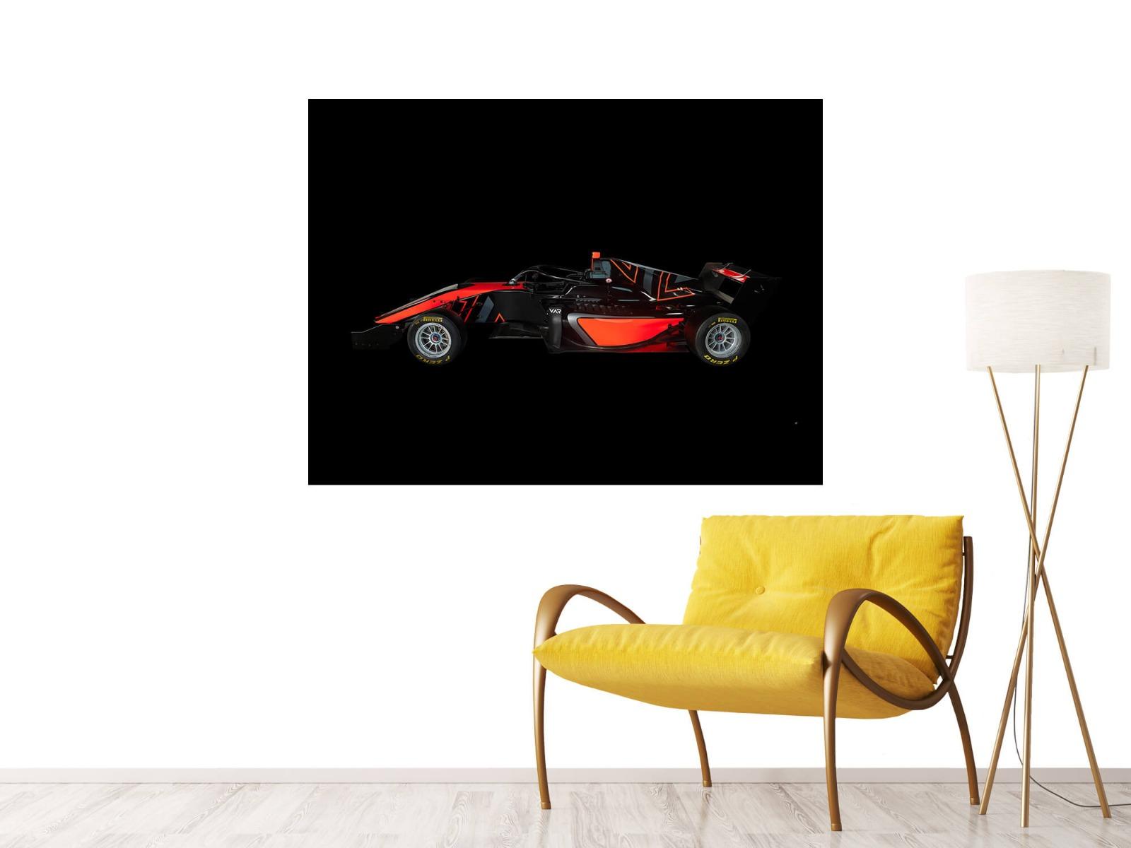 Sportauto's - Formula 3 - Side view - dark - Garage 11
