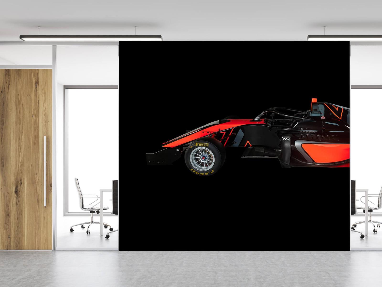 Sportauto's - Formula 3 - Side view - dark - Garage 12