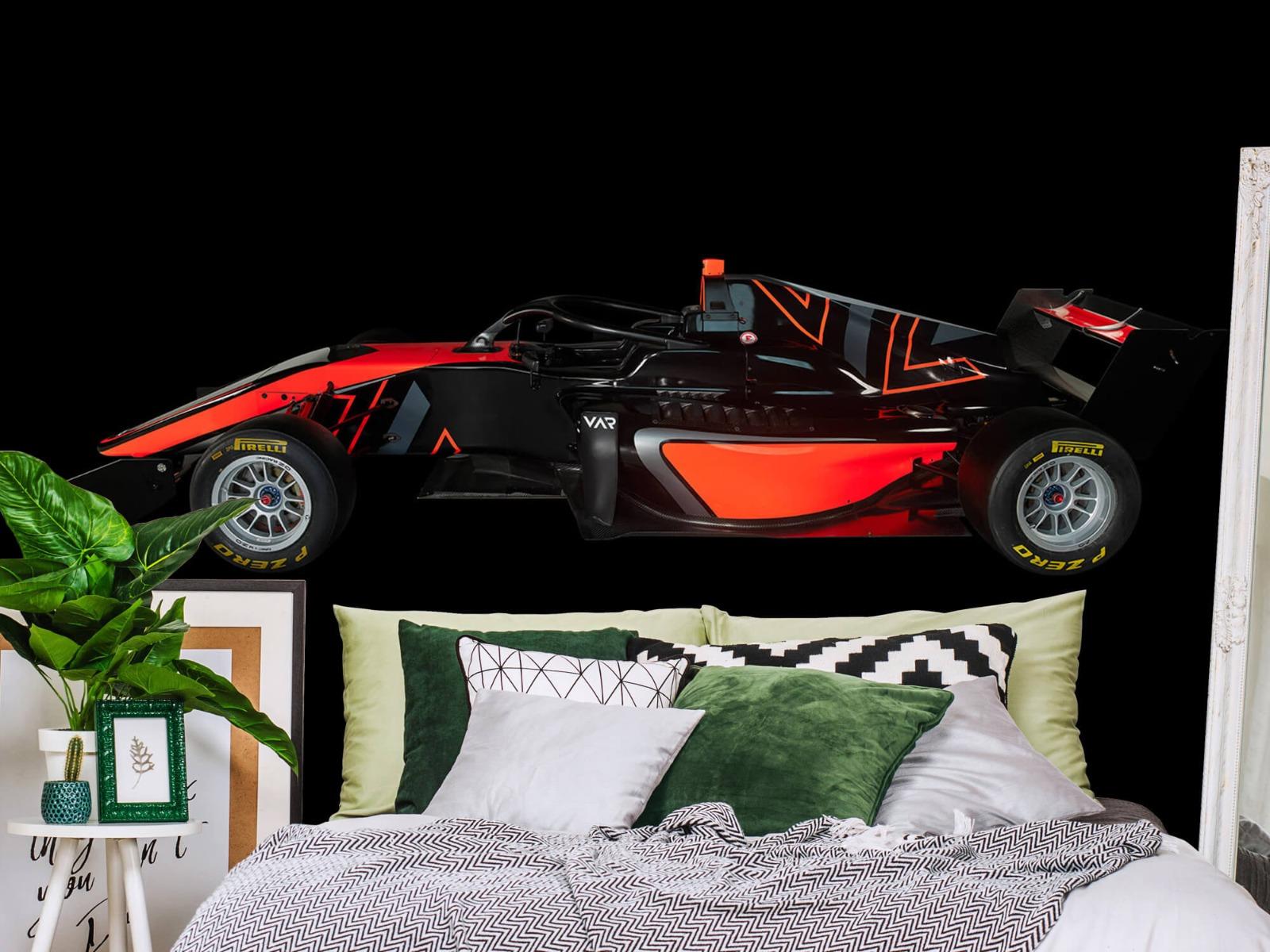 Sportauto's - Formula 3 - Side view - dark - Garage 13