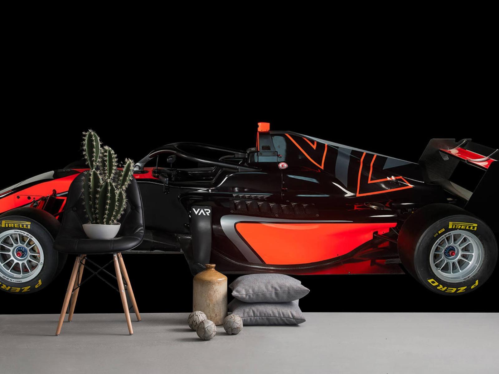 Sportauto's - Formula 3 - Side view - dark - Garage 14