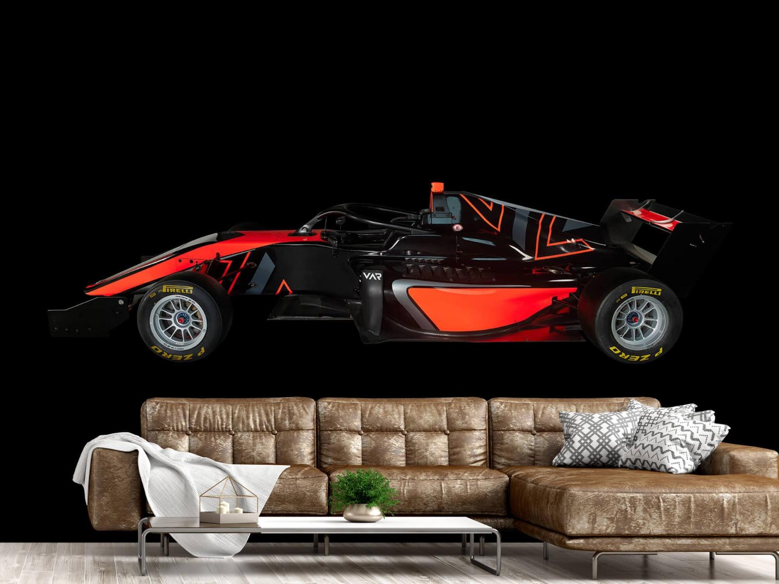 Sportauto's - Formula 3 - Side view - dark - Garage 15