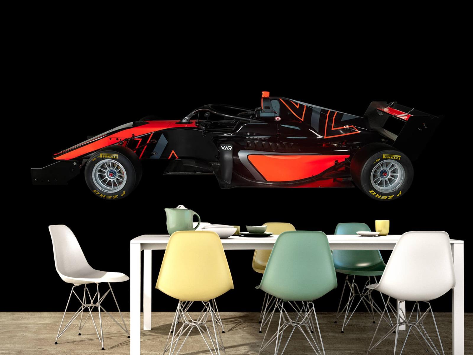 Sportauto's - Formula 3 - Side view - dark - Garage 16
