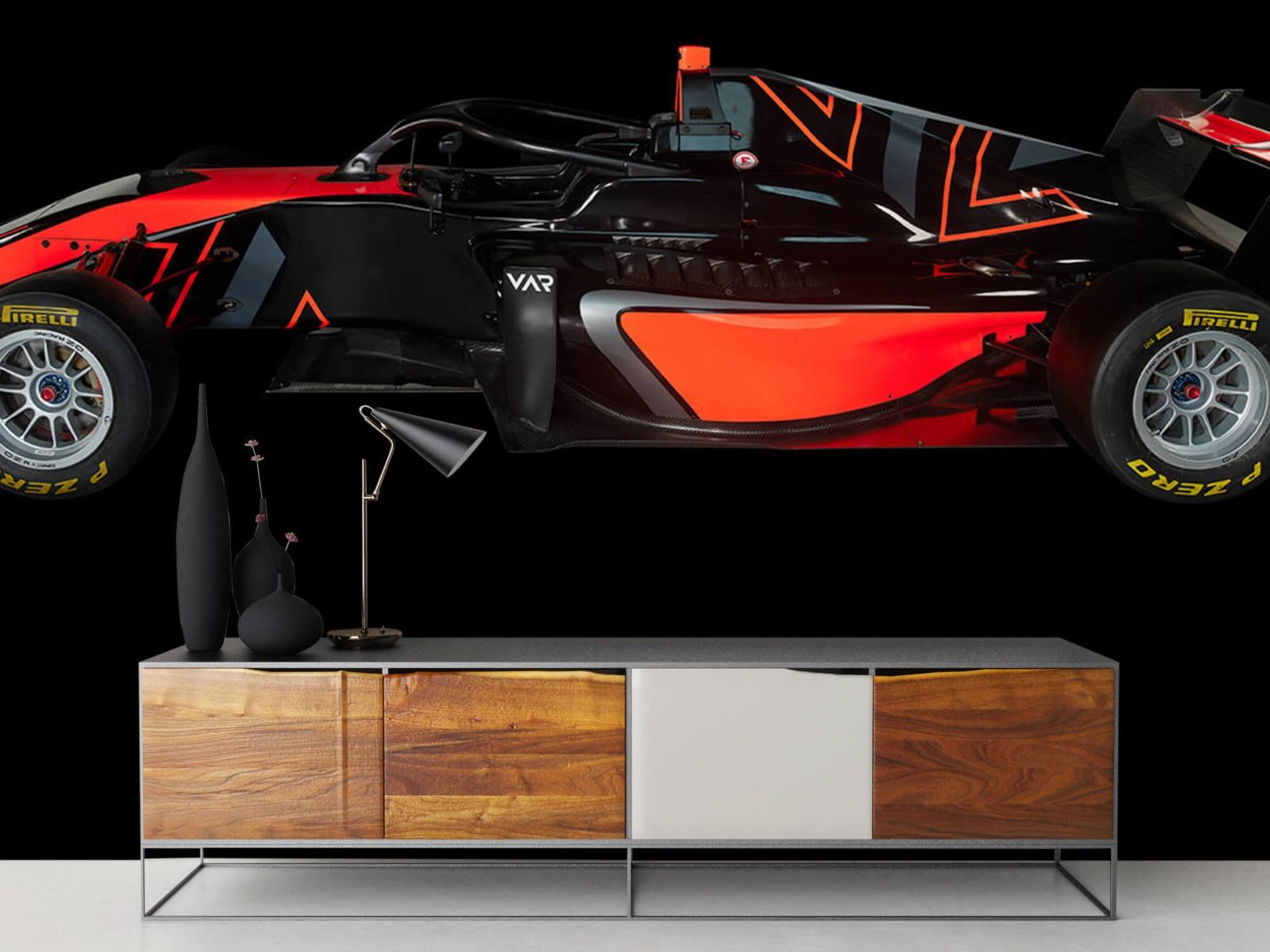Sportauto's - Formula 3 - Side view - dark - Garage 17
