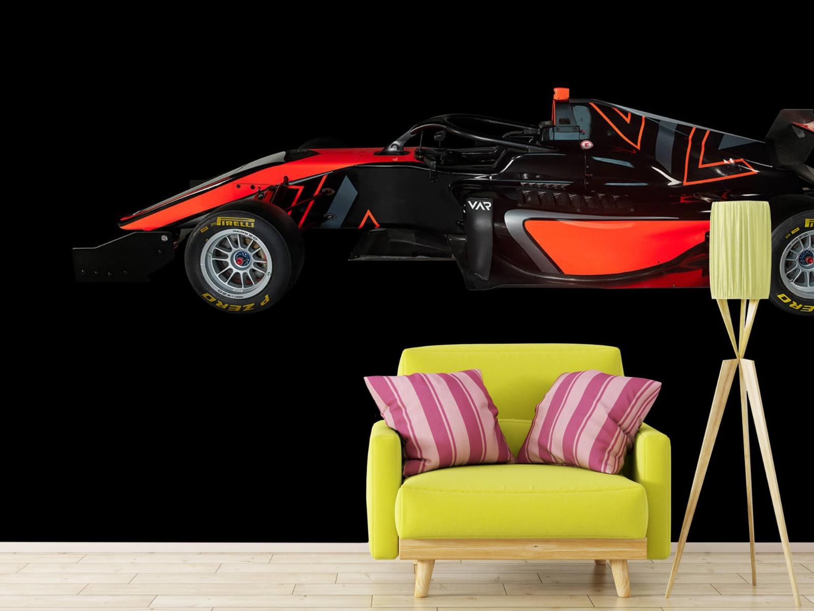 Sportauto's - Formula 3 - Side view - dark - Garage 18