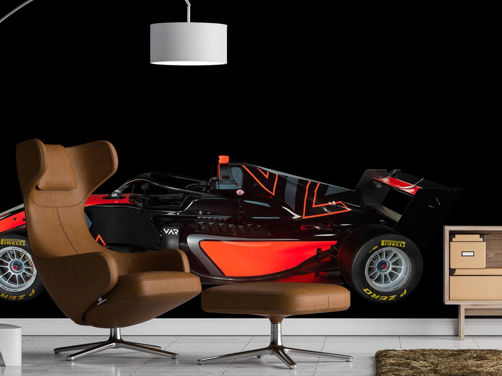 Sportauto's - Formula 3 - Side view - dark - Garage 20