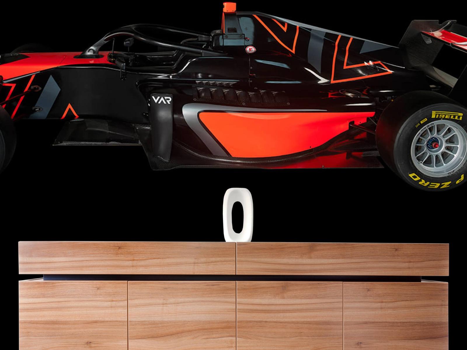 Sportauto's - Formula 3 - Side view - dark - Garage 21