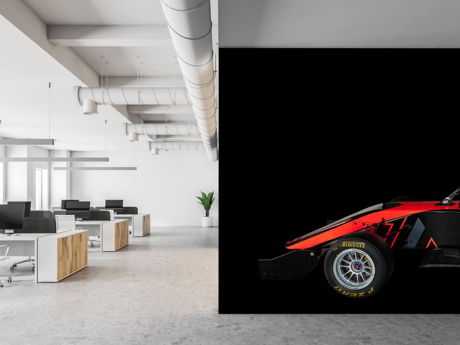 Sportauto's - Formula 3 - Side view - dark - Garage 22