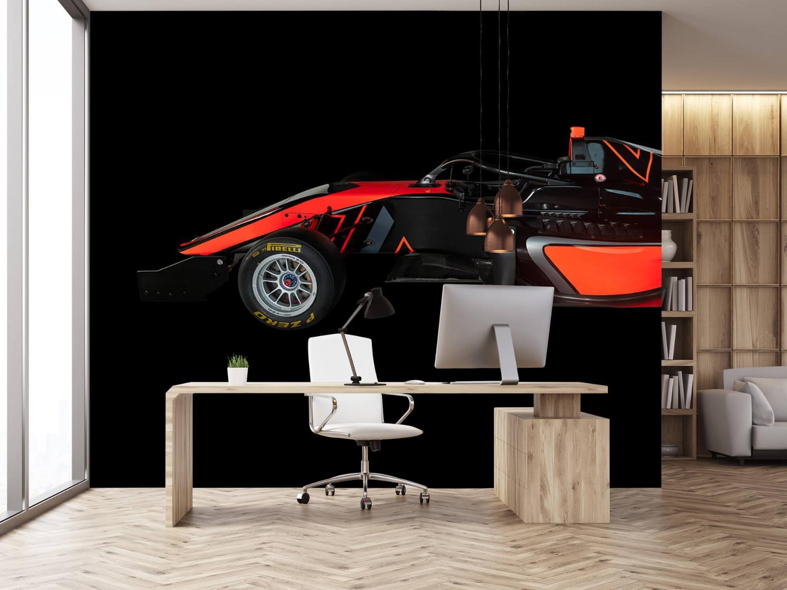 Sportauto's - Formula 3 - Side view - dark - Garage 24