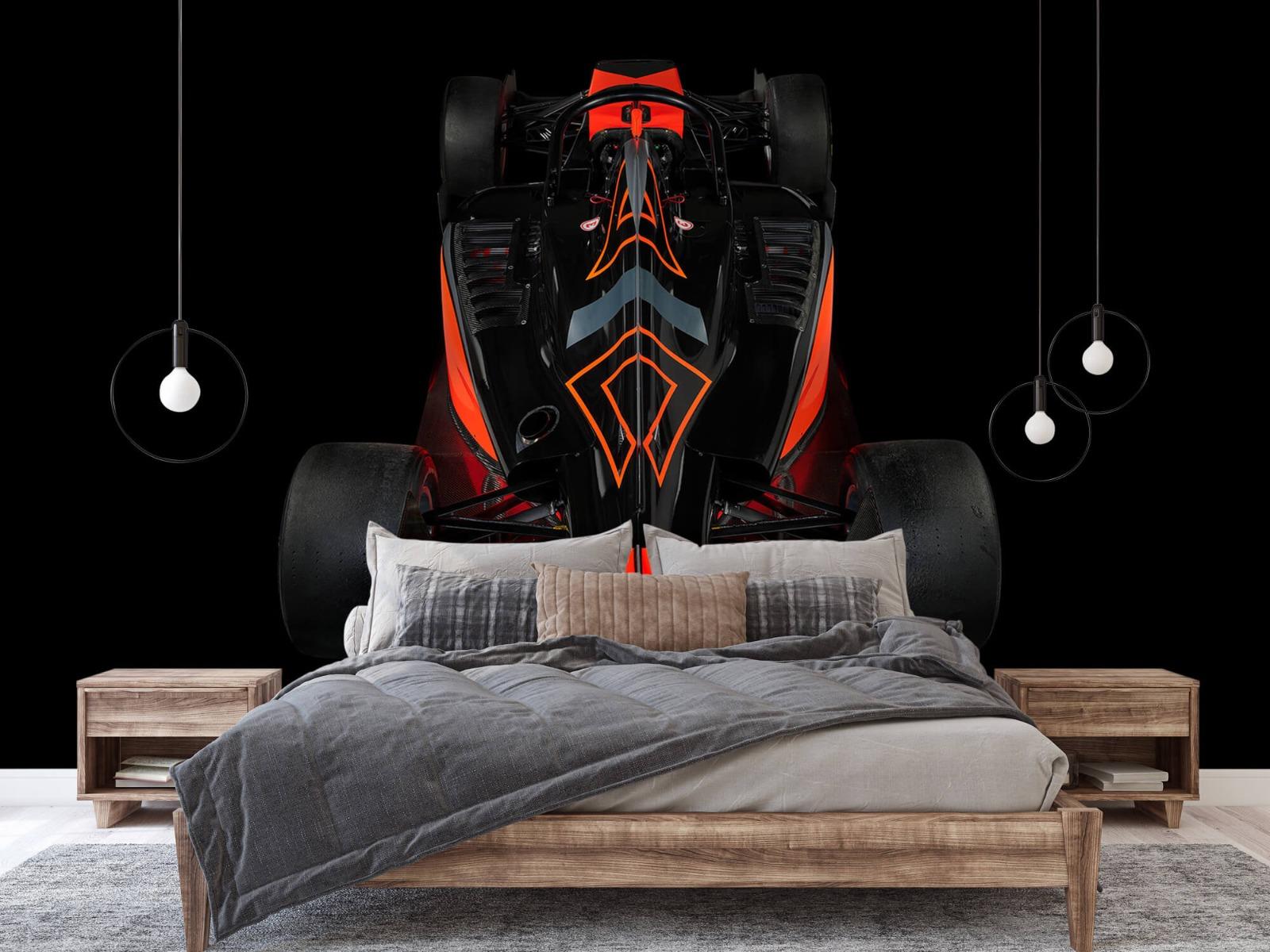 Sportauto's - Formule 3 - Rear view - dark - Tienerkamer 2