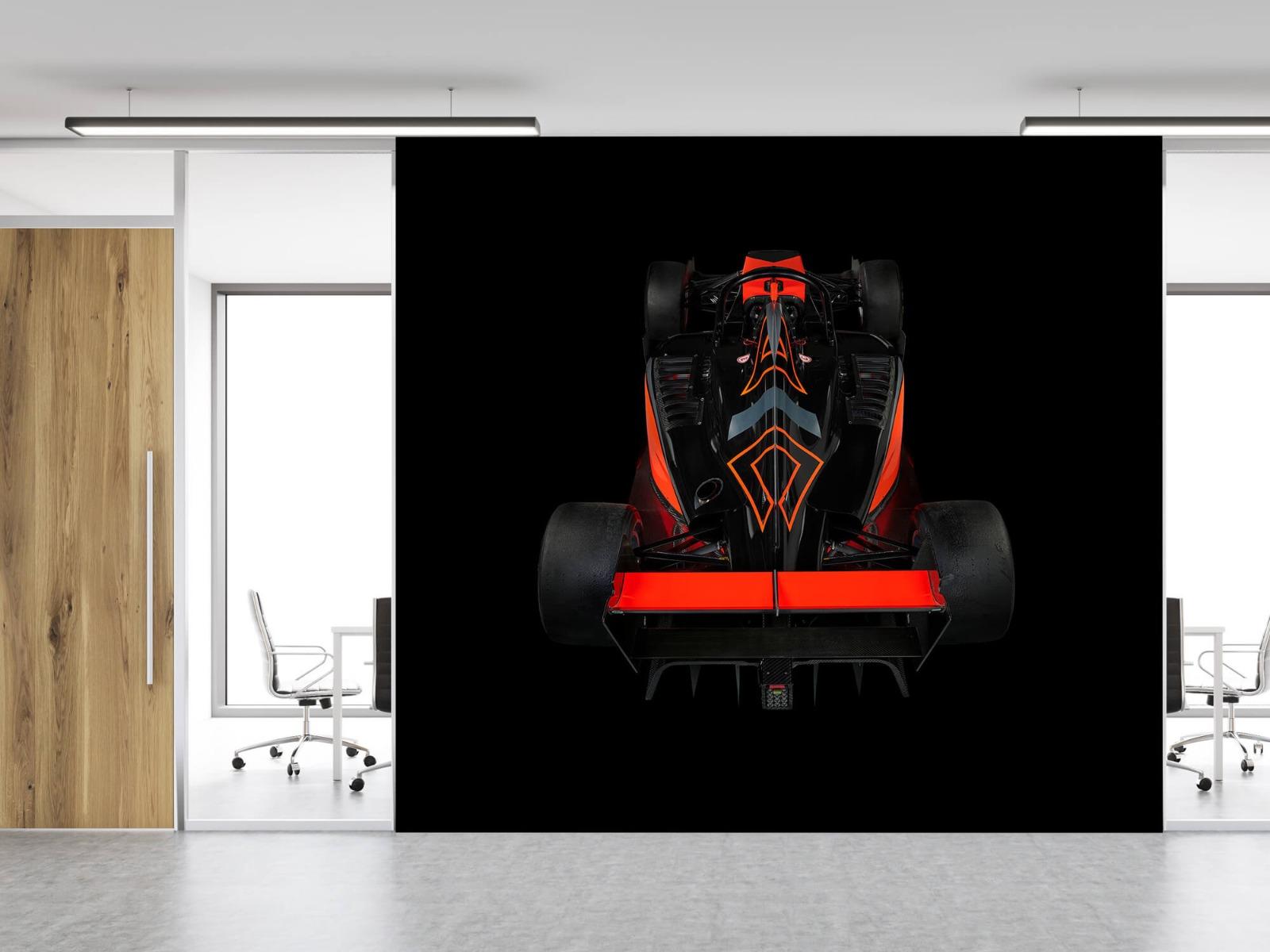 Sportauto's - Formule 3 - Rear view - dark - Tienerkamer 11