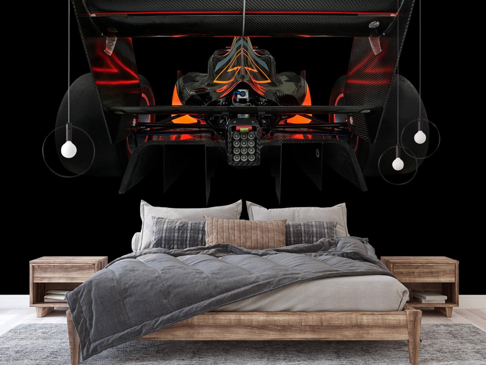 Sportauto's - Formule 3 - Lower rear view - dark - Garage 19