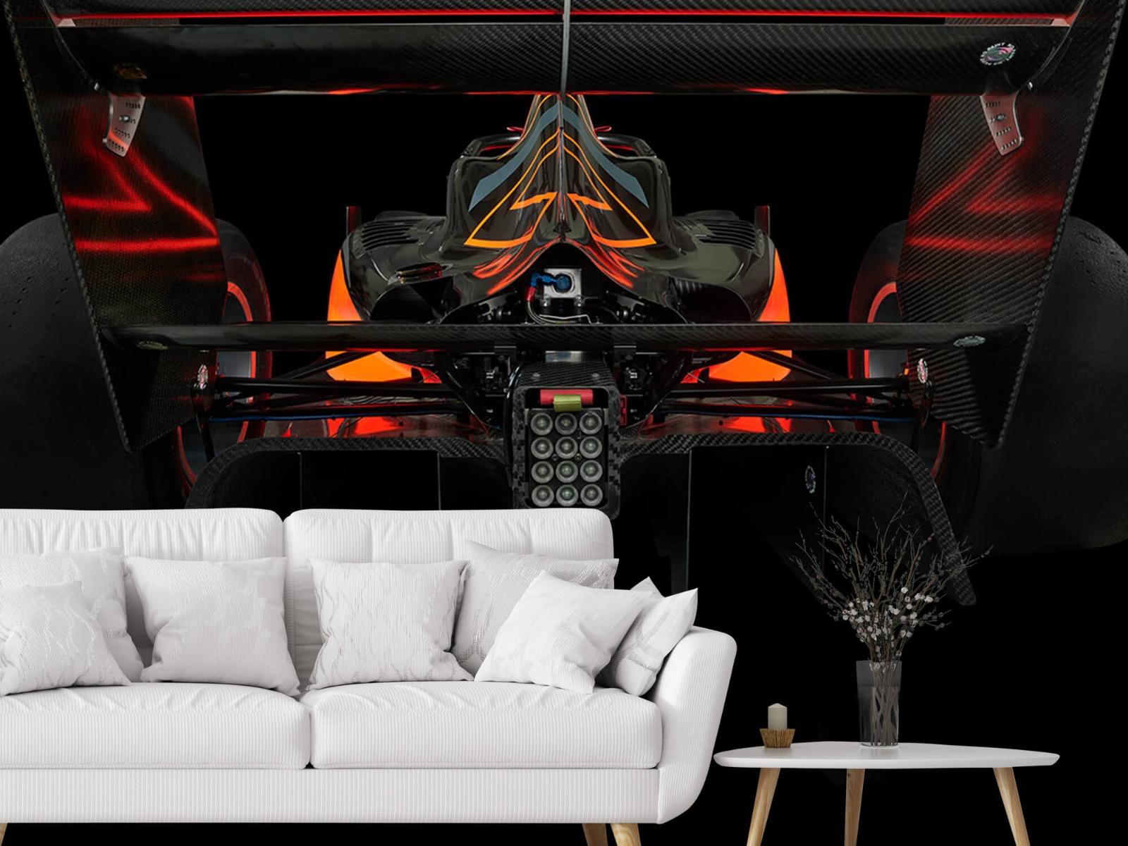 Sportauto's - Formule 3 - Lower rear view - dark - Garage 2