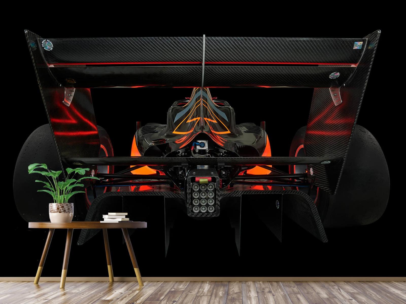 Sportauto's - Formule 3 - Lower rear view - dark - Garage 3