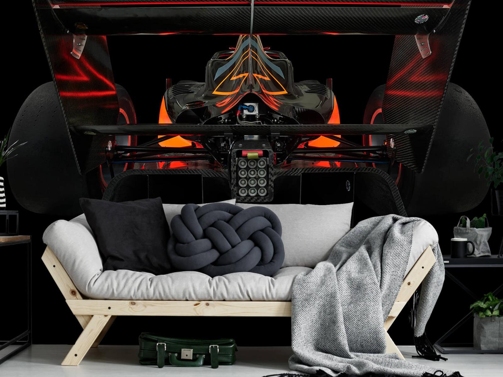 Sportauto's - Formule 3 - Lower rear view - dark - Garage 6