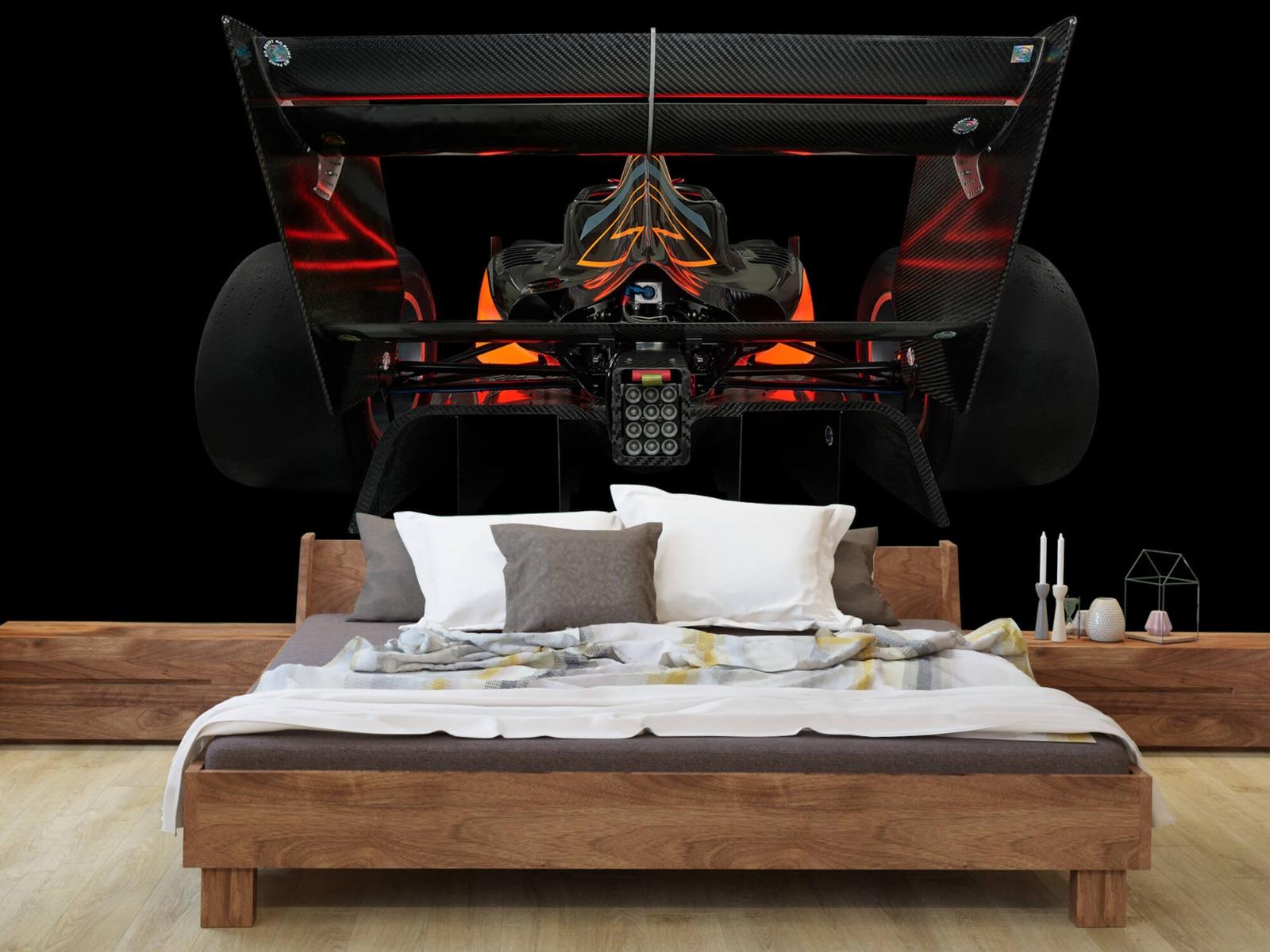 Sportauto's - Formule 3 - Lower rear view - dark - Garage 7