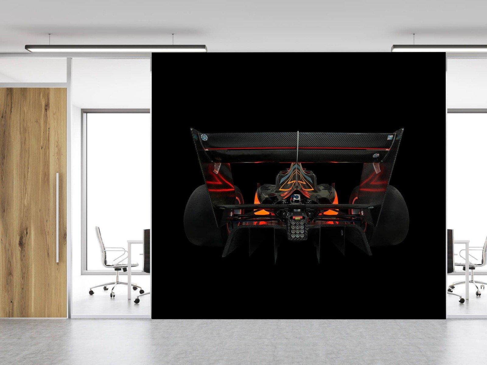 Sportauto's - Formule 3 - Lower rear view - dark - Garage 1