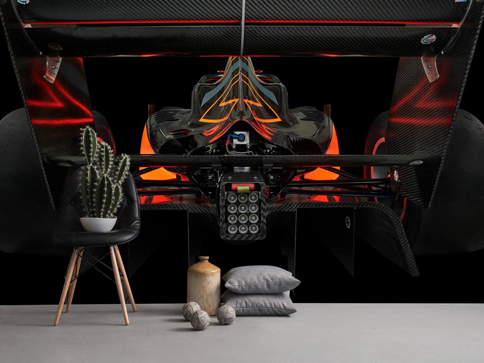 Sportauto's - Formule 3 - Lower rear view - dark - Garage 12