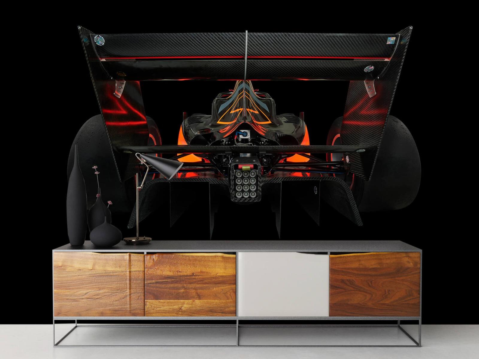 Sportauto's - Formule 3 - Lower rear view - dark - Garage 15