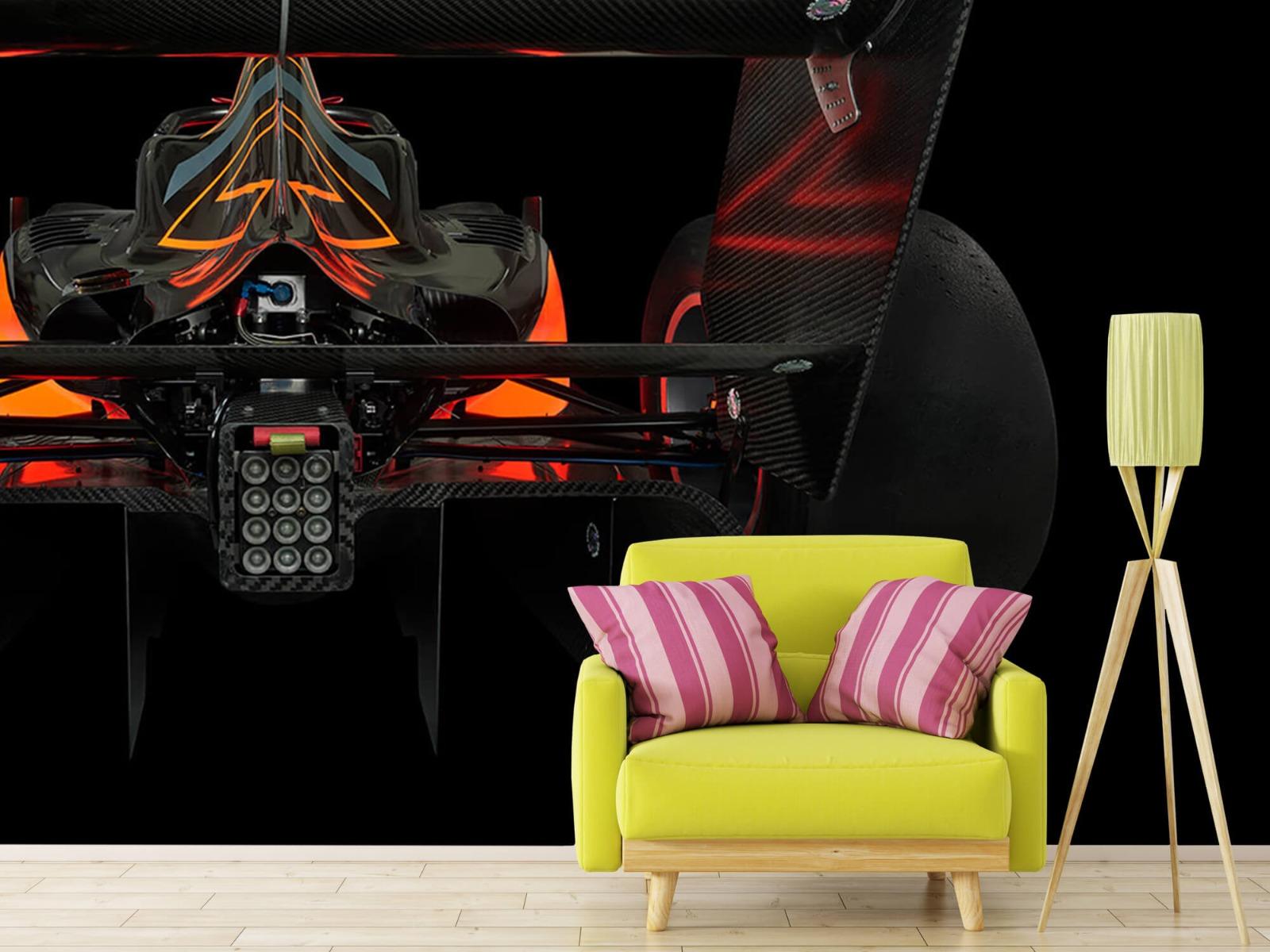 Sportauto's - Formule 3 - Lower rear view - dark - Garage 4