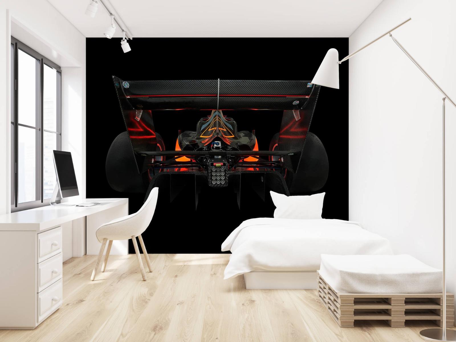Sportauto's - Formule 3 - Lower rear view - dark - Garage 22