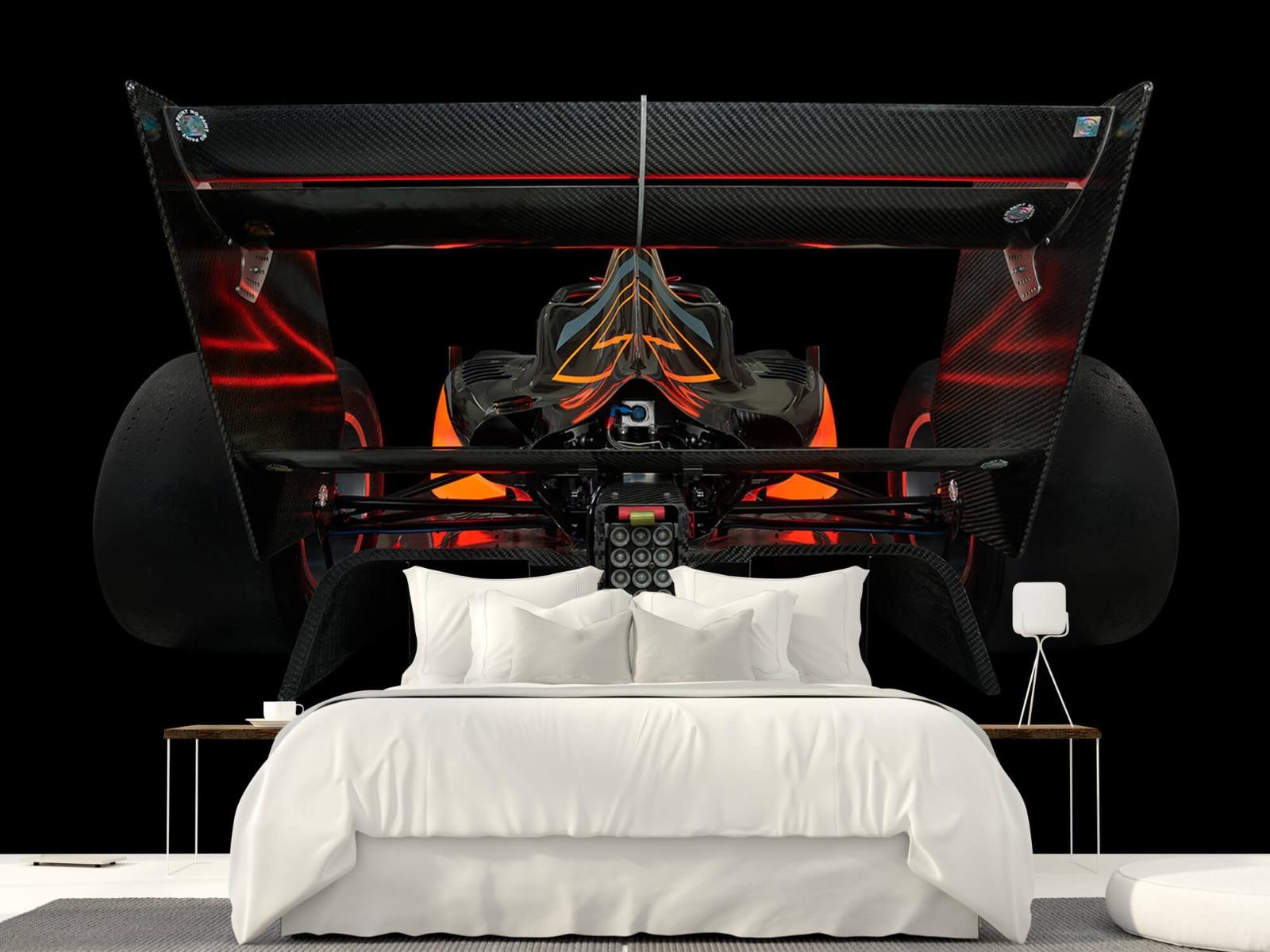 Sportauto's - Formule 3 - Lower rear view - dark - Garage 23