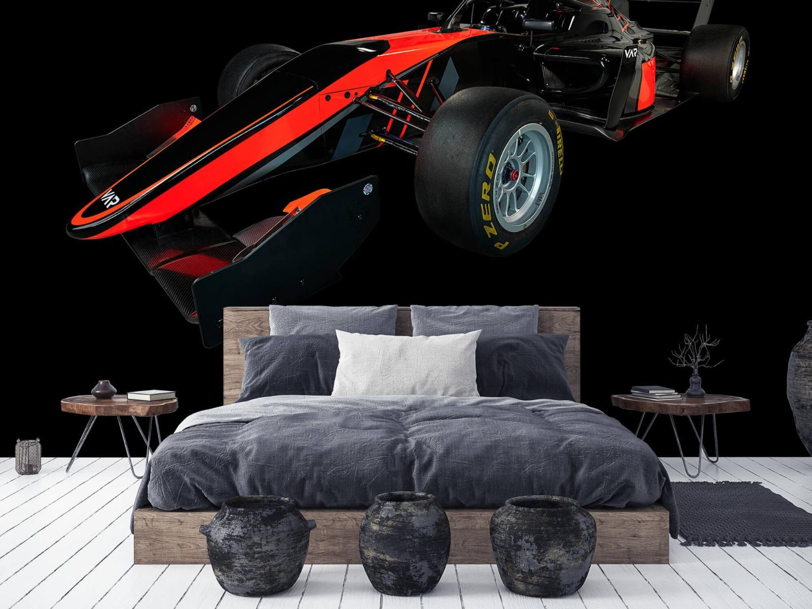 Sportauto's - Formule 3 - Left front view - dark - Vergaderruimte 5