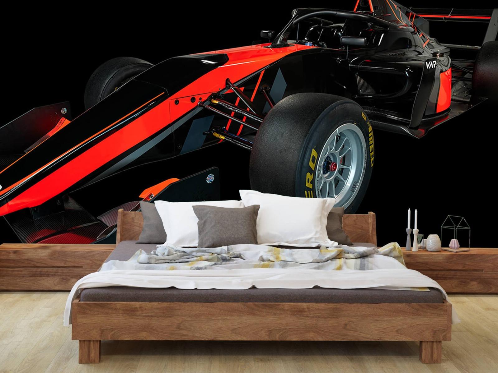 Sportauto's - Formule 3 - Left front view - dark - Vergaderruimte 7