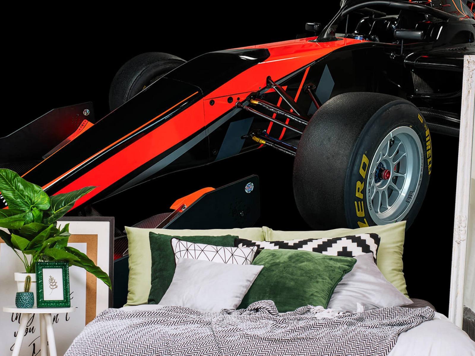 Sportauto's - Formule 3 - Left front view - dark - Vergaderruimte 12
