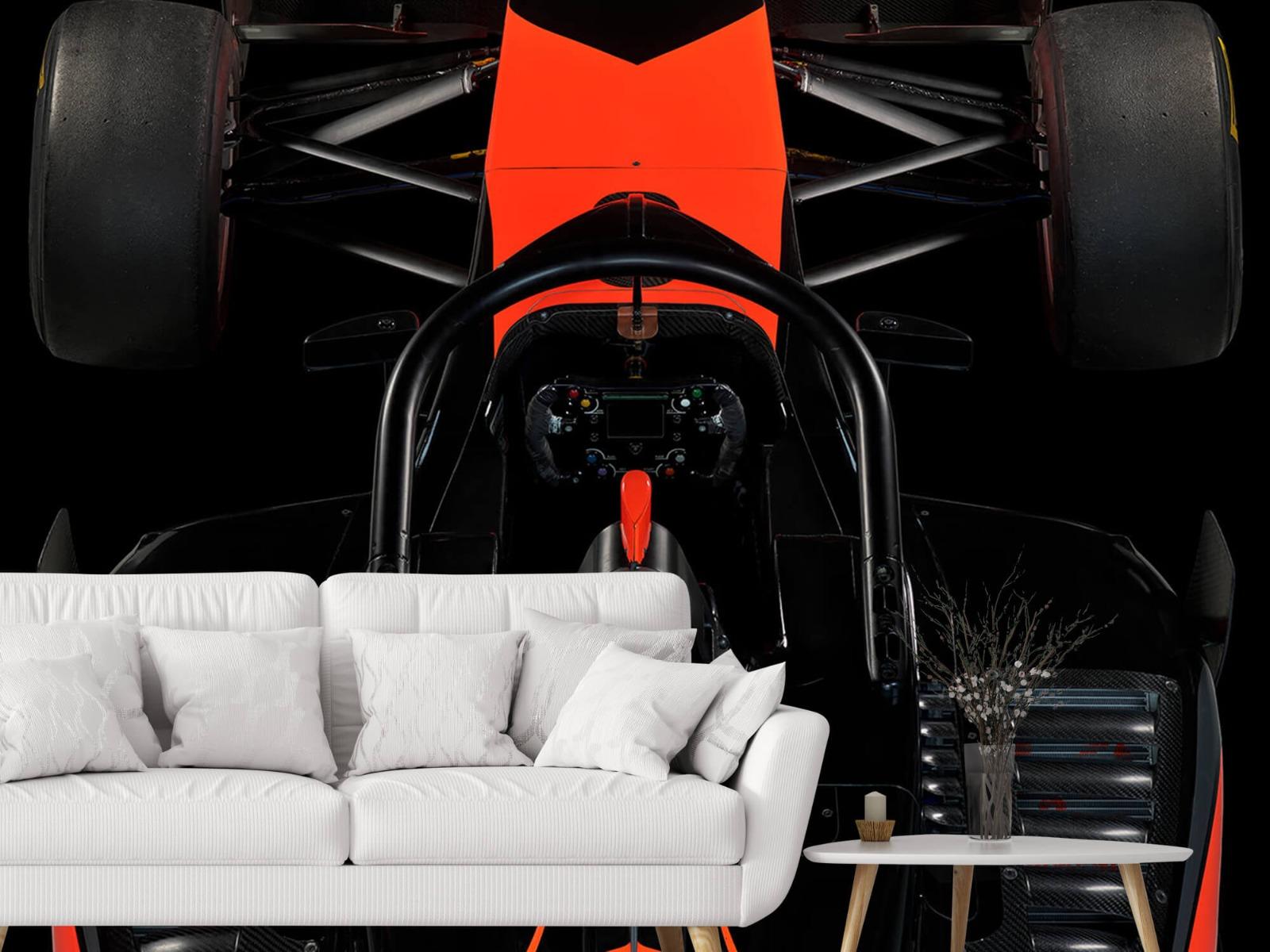 Sportauto's - Formule 3 - Cockpit view - dark - Tienerkamer 3