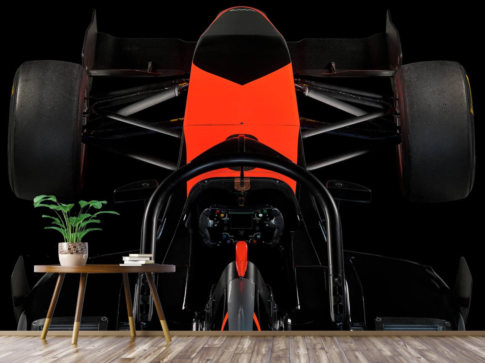 Sportauto's - Formule 3 - Cockpit view - dark - Tienerkamer 4