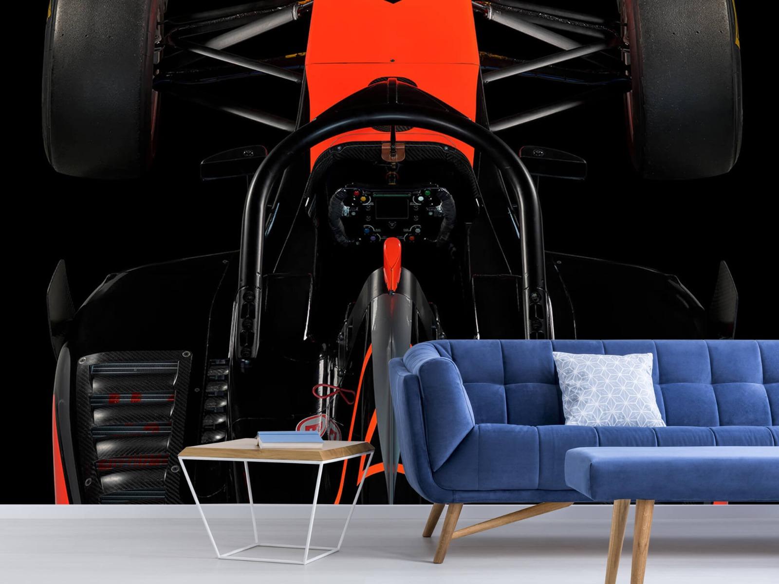 Sportauto's - Formule 3 - Cockpit view - dark - Tienerkamer 5
