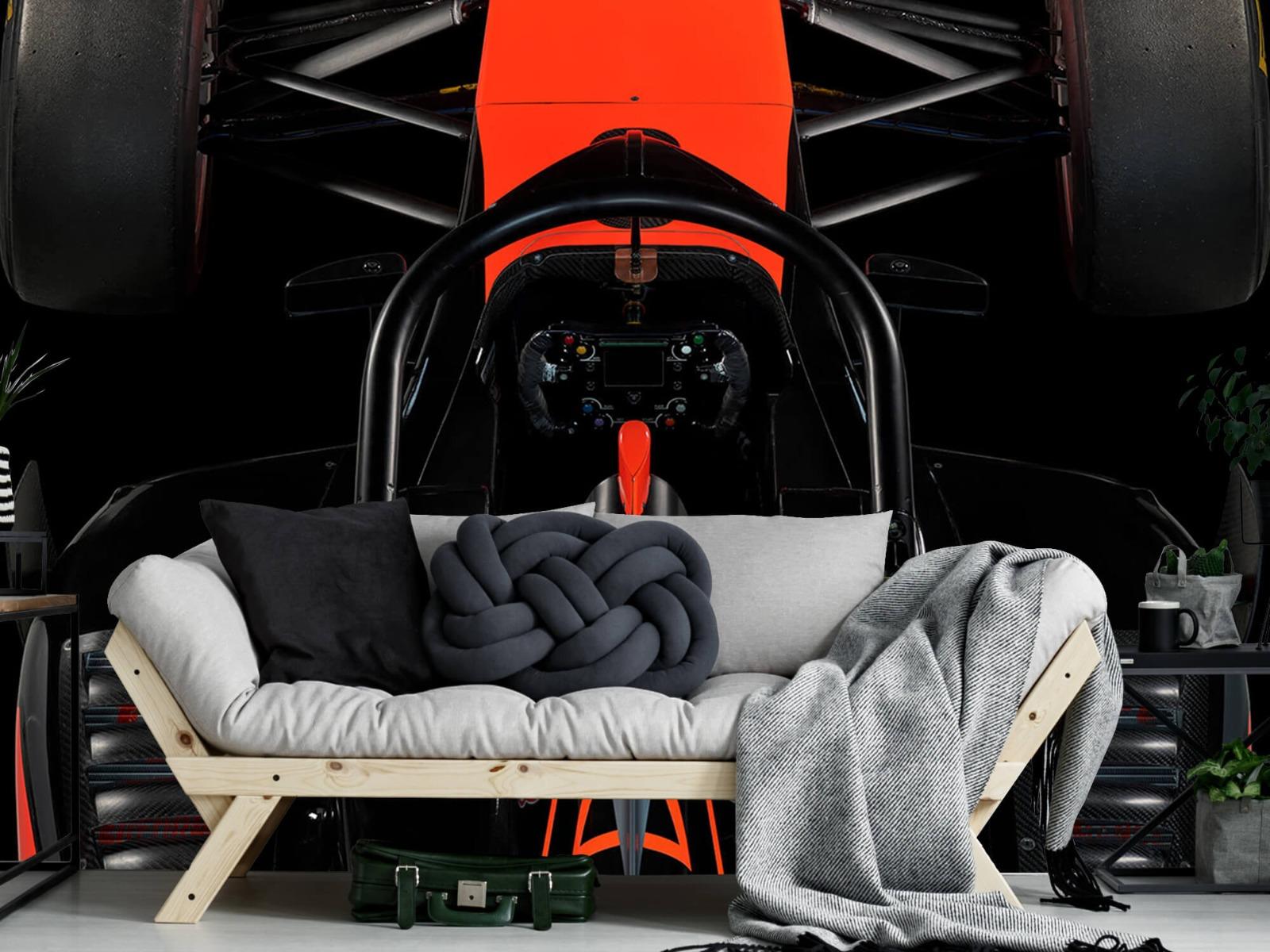 Sportauto's - Formule 3 - Cockpit view - dark - Tienerkamer 6