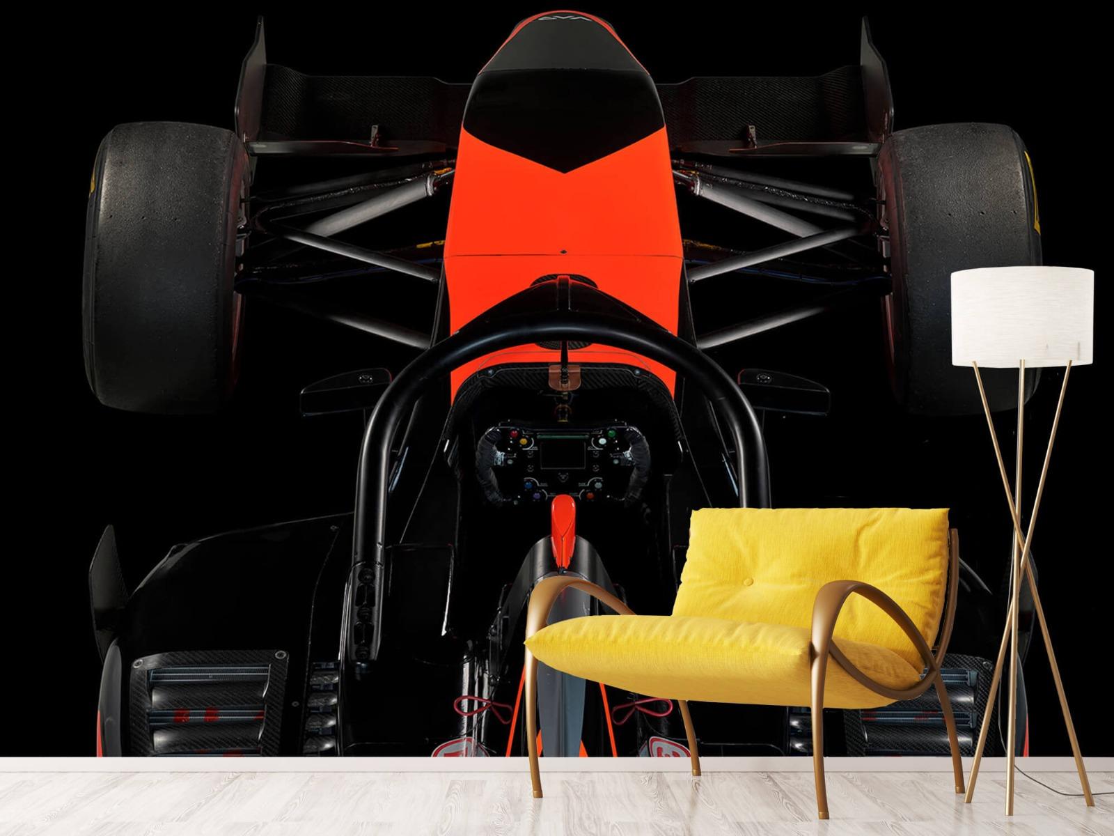 Sportauto's - Formule 3 - Cockpit view - dark - Tienerkamer 10