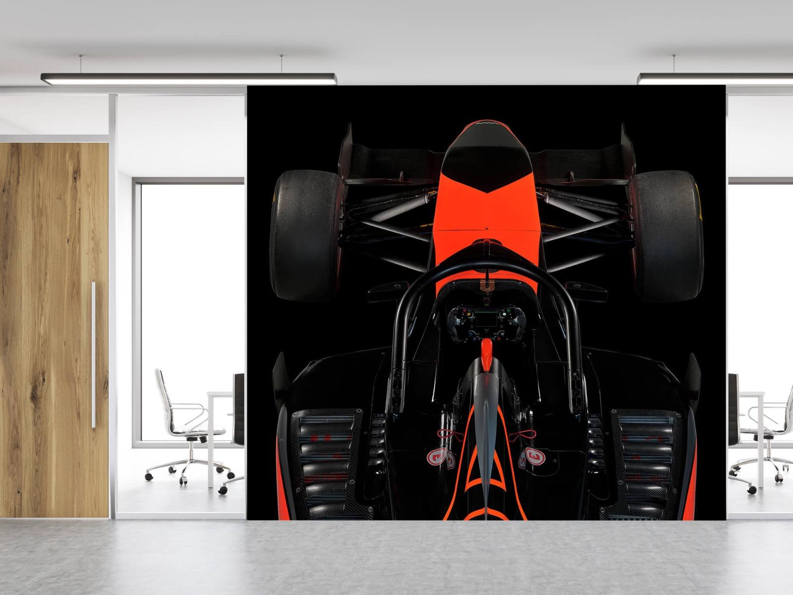 Sportauto's - Formule 3 - Cockpit view - dark - Tienerkamer 11