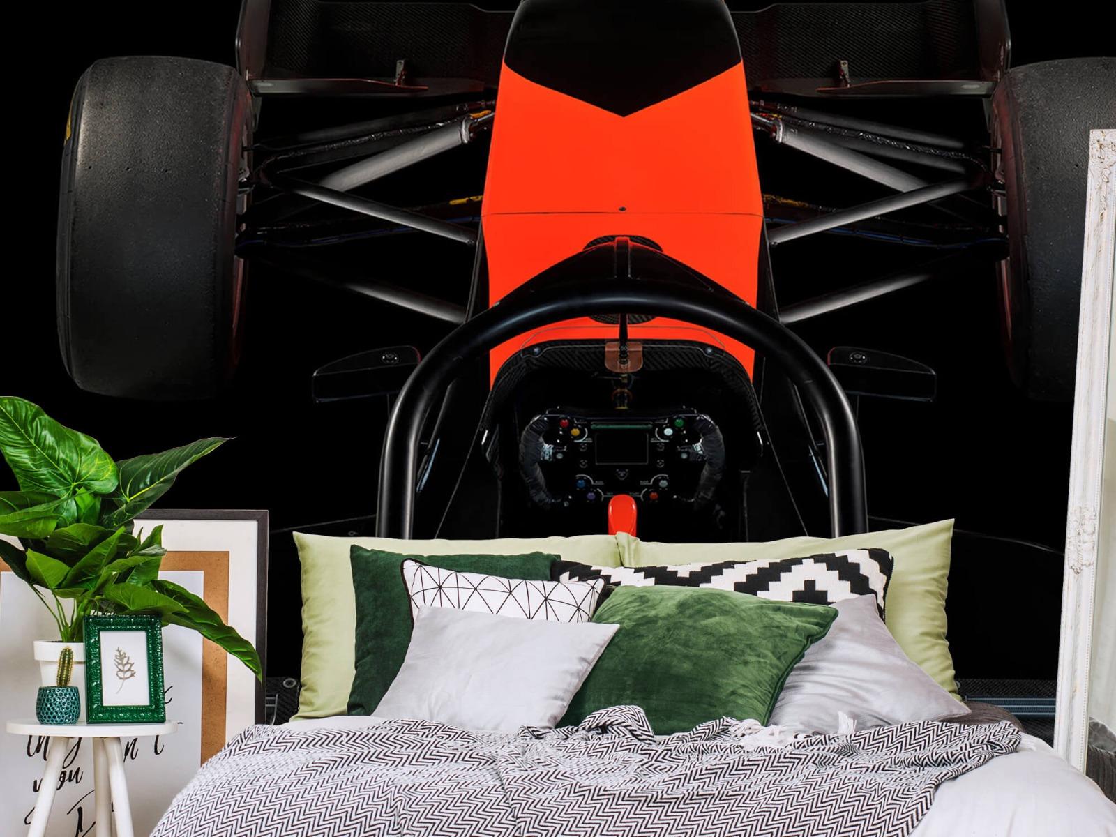 Sportauto's - Formule 3 - Cockpit view - dark - Tienerkamer 12