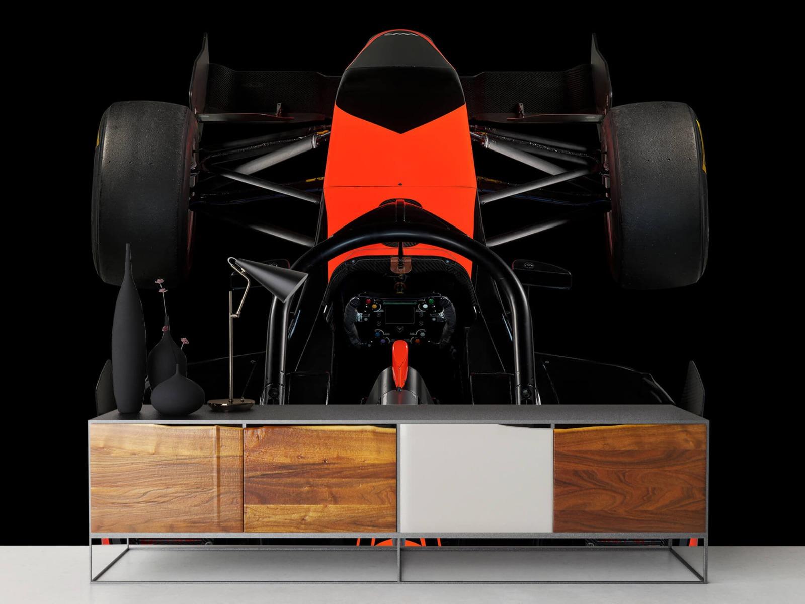 Sportauto's - Formule 3 - Cockpit view - dark - Tienerkamer 15